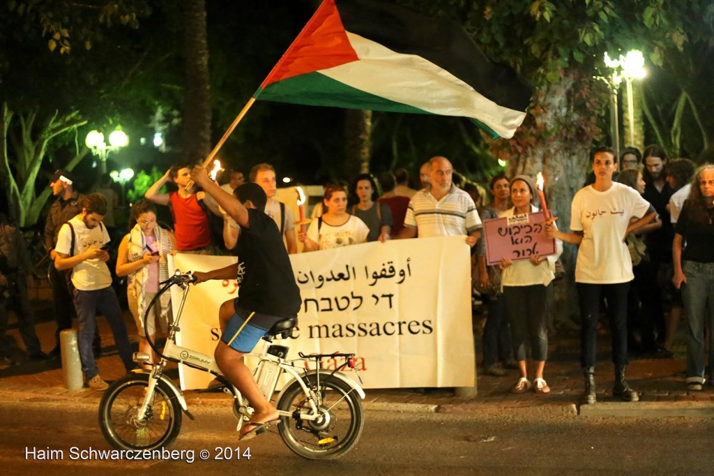 Demonstration against the ongoing Massacre in Gaza | IMG_1864