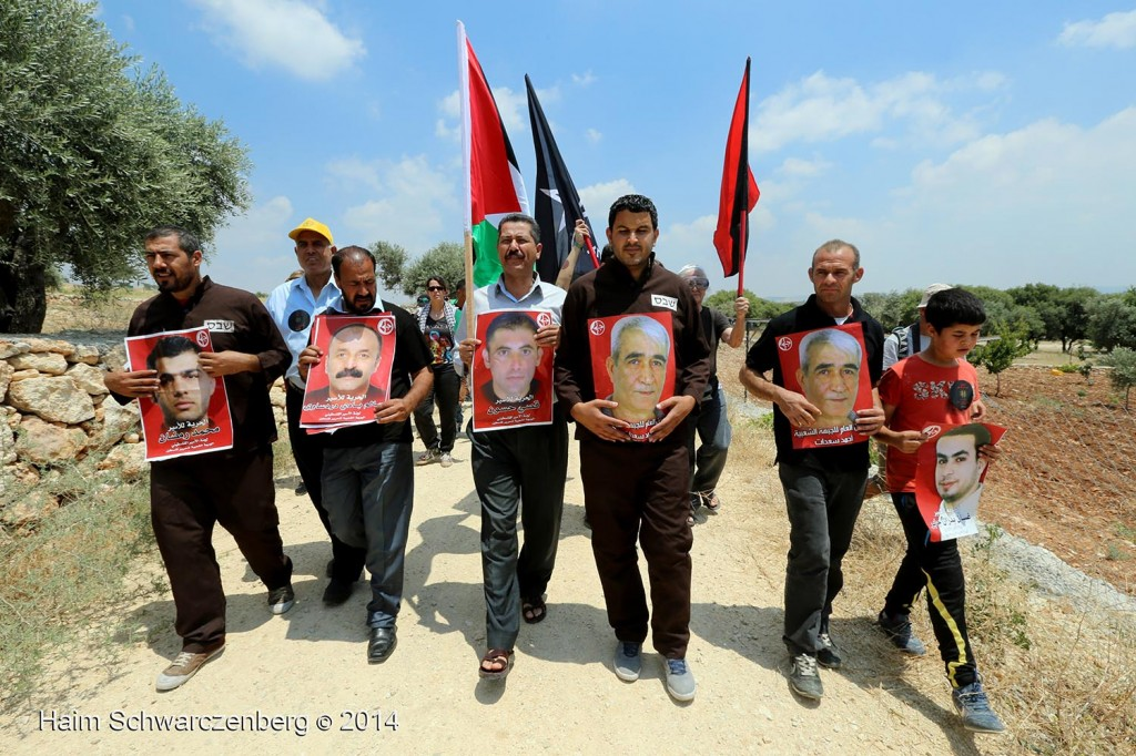Bil'in 13/06/2014 | IMG_4362