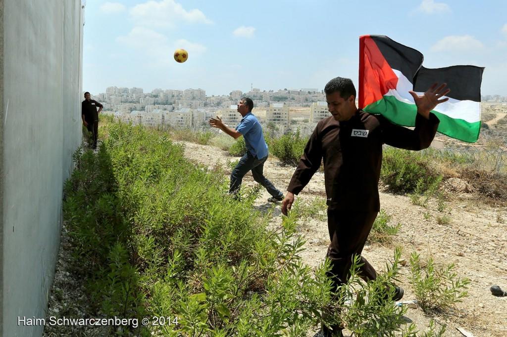 Bil'in 13/06/2014 | IMG_4405