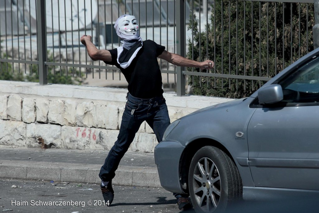 Clashes in Wadi al-Joz, Jerusalem | IMG_4430