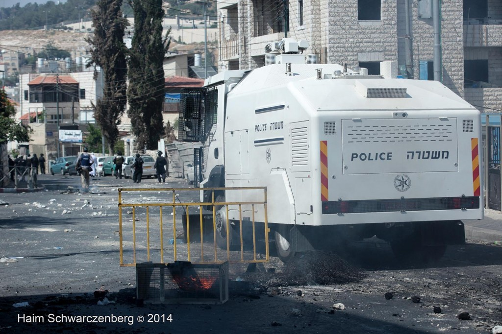 Clashes in Wadi al-Joz, Jerusalem | IMG_4465