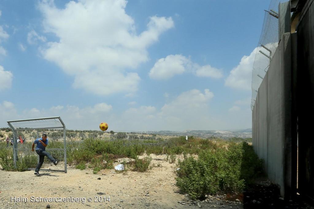 Bil'in 13/06/2014 | IMG_4465