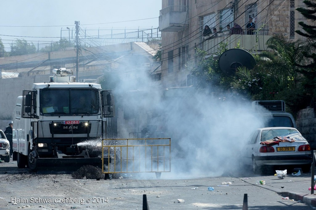 Clashes in Wadi al-Joz, Jerusalem | IMG_4486