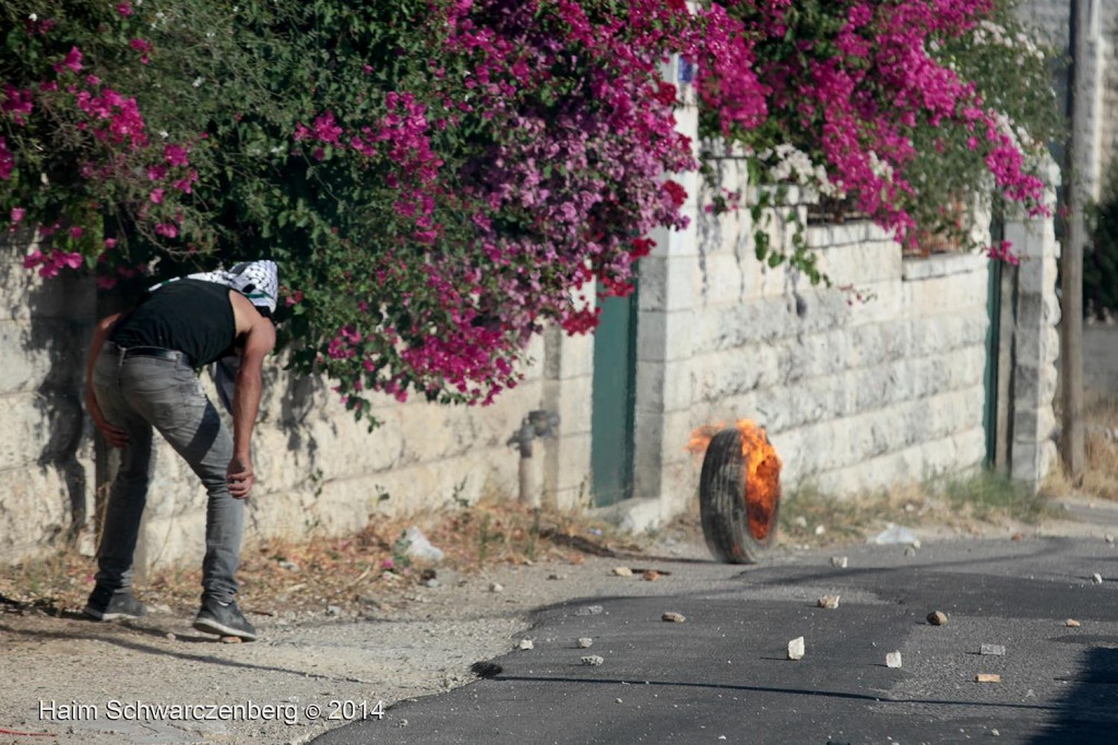 Clashes in Shu'fat, Jerusalem | IMG_4514