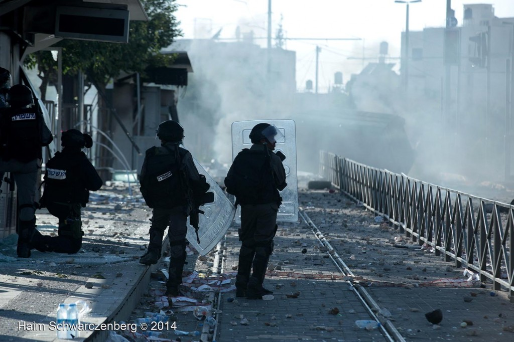Clashes in Shu'fat, Jerusalem | IMG_4544