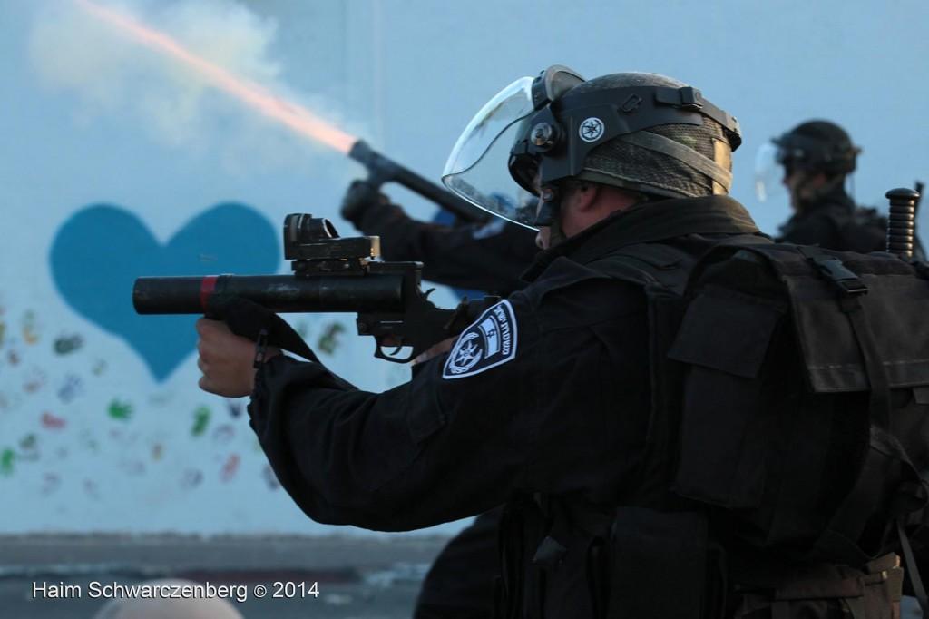 Clashes in 'Ar'ara | IMG_4935