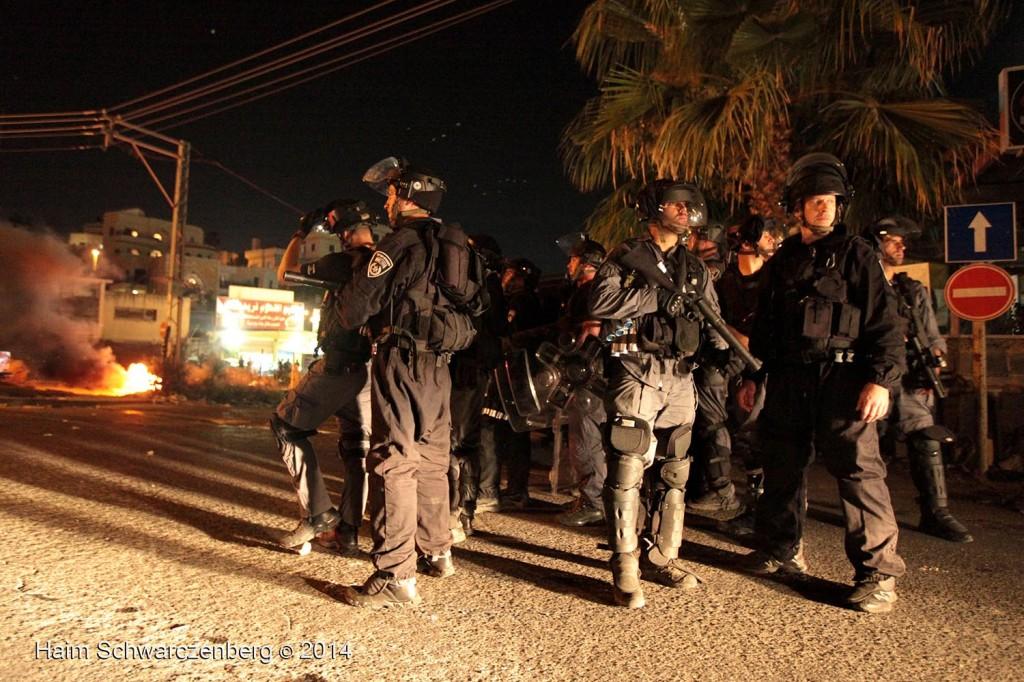 Clashes in Umm al-Fahm | IMG_5007