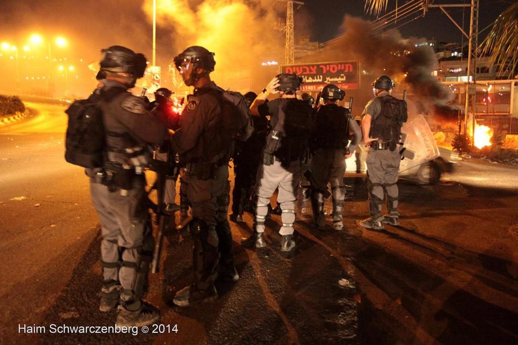 Clashes in Umm al-Fahm | IMG_5010
