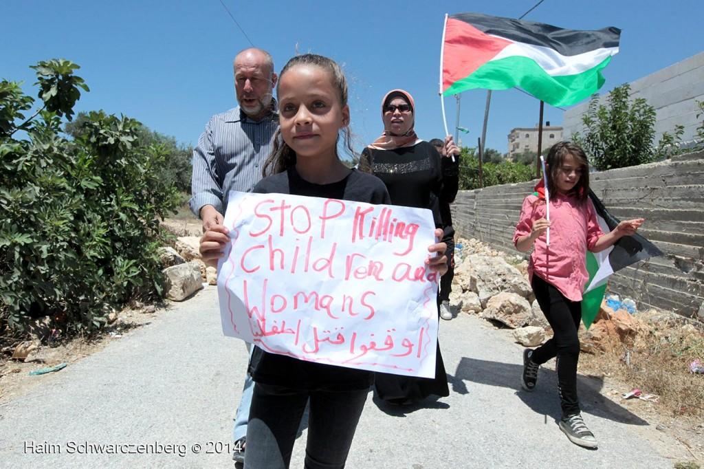 Nabi Saleh 11/07/2014 | IMG_6966