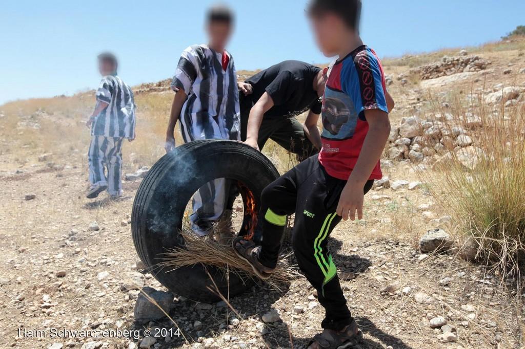 Nabi Saleh 11/07/2014 | IMG_6970