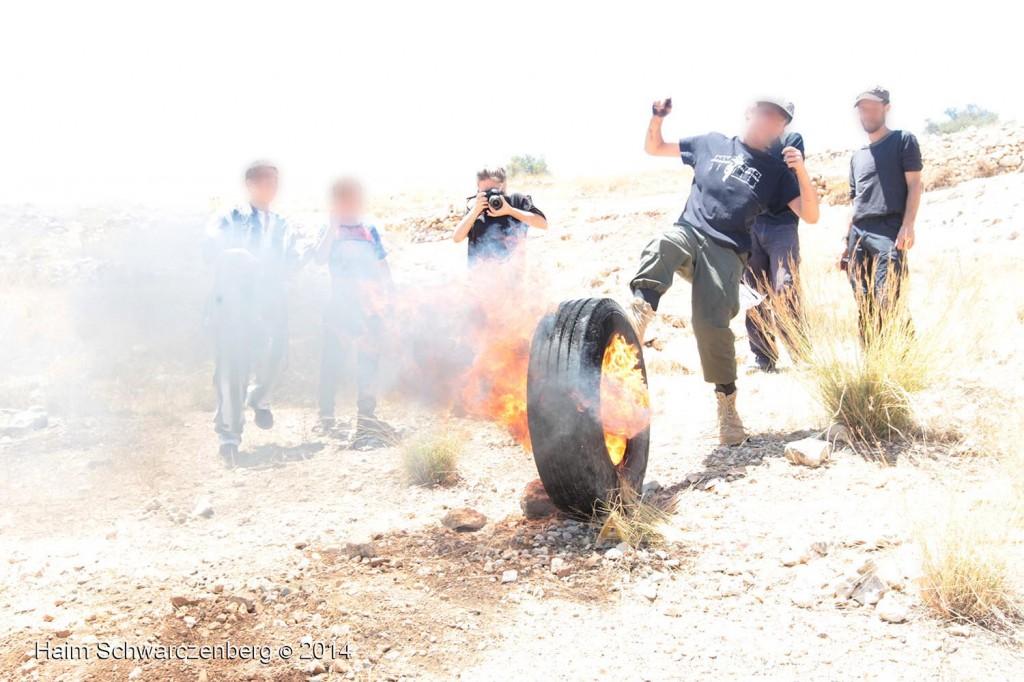 Nabi Saleh 11/07/2014 | IMG_6994