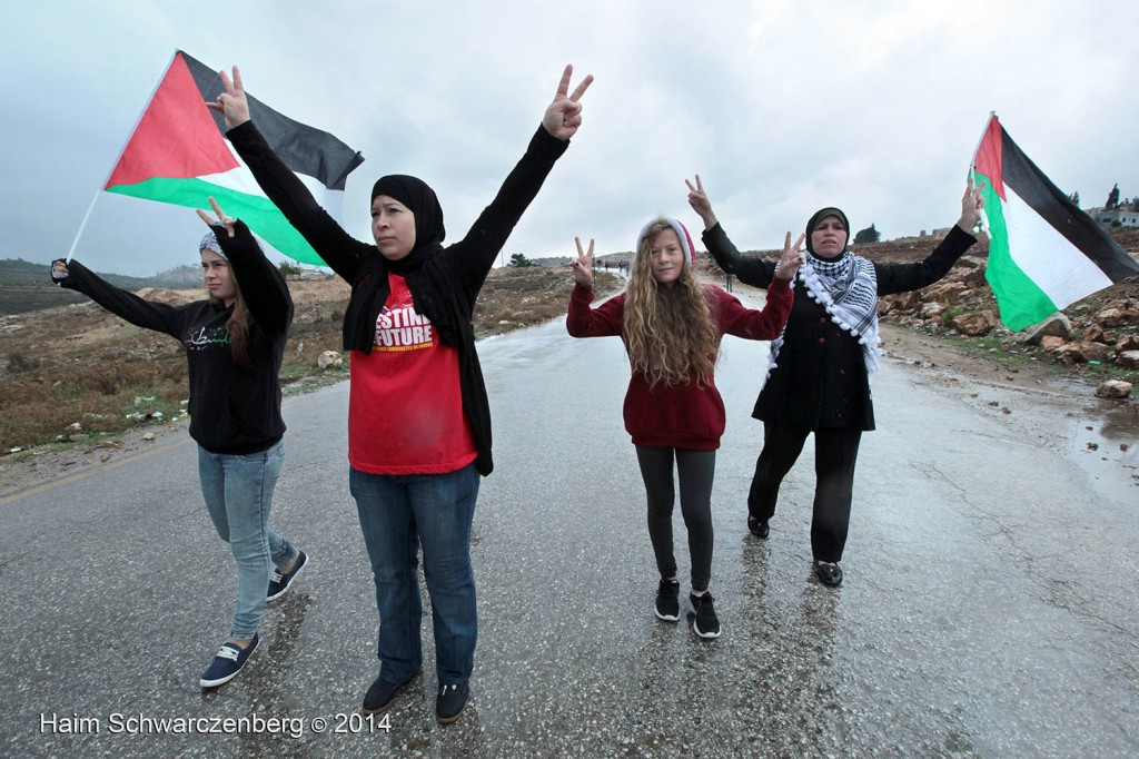 Nabi Saleh 31/10/2014 | IMG_7931