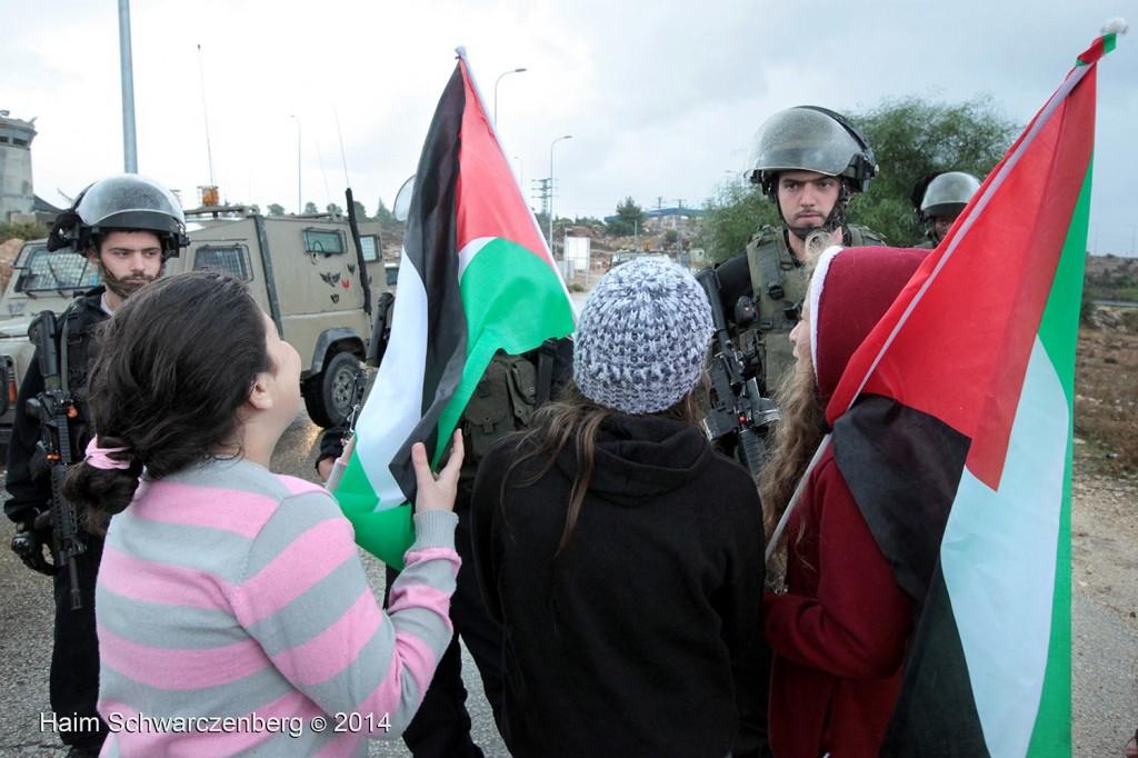 Nabi Saleh 31/10/2014 | IMG_7976