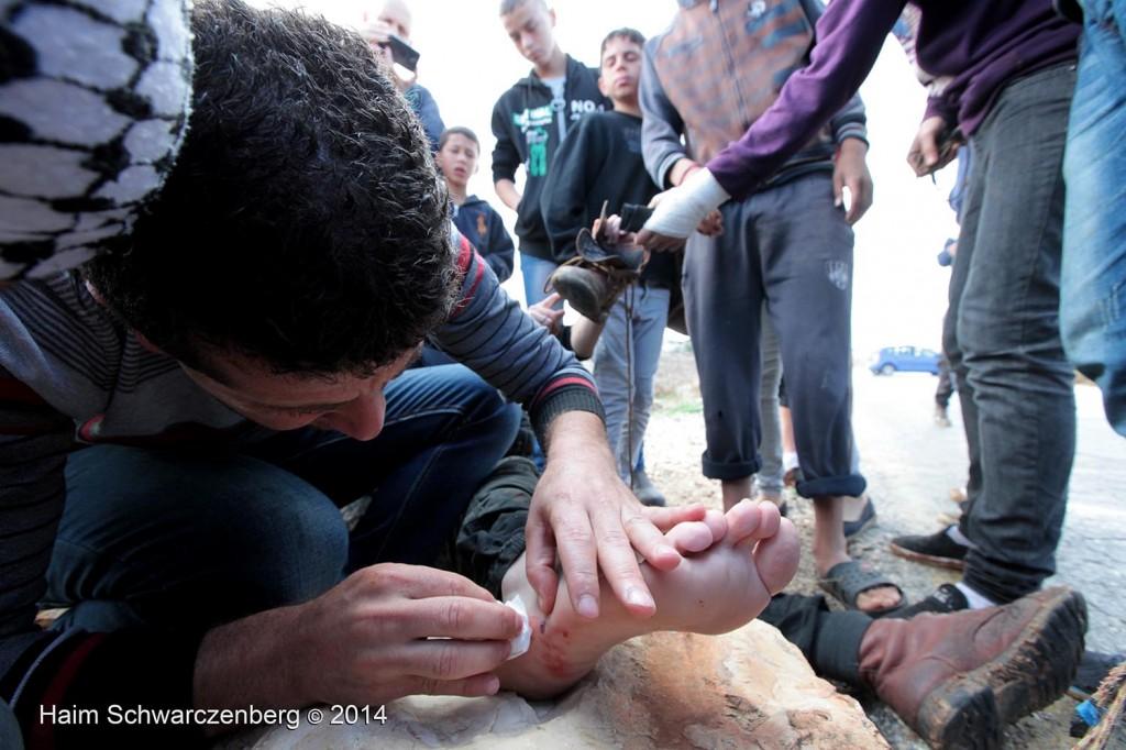 Nabi Saleh 31/10/2014 | IMG_8042