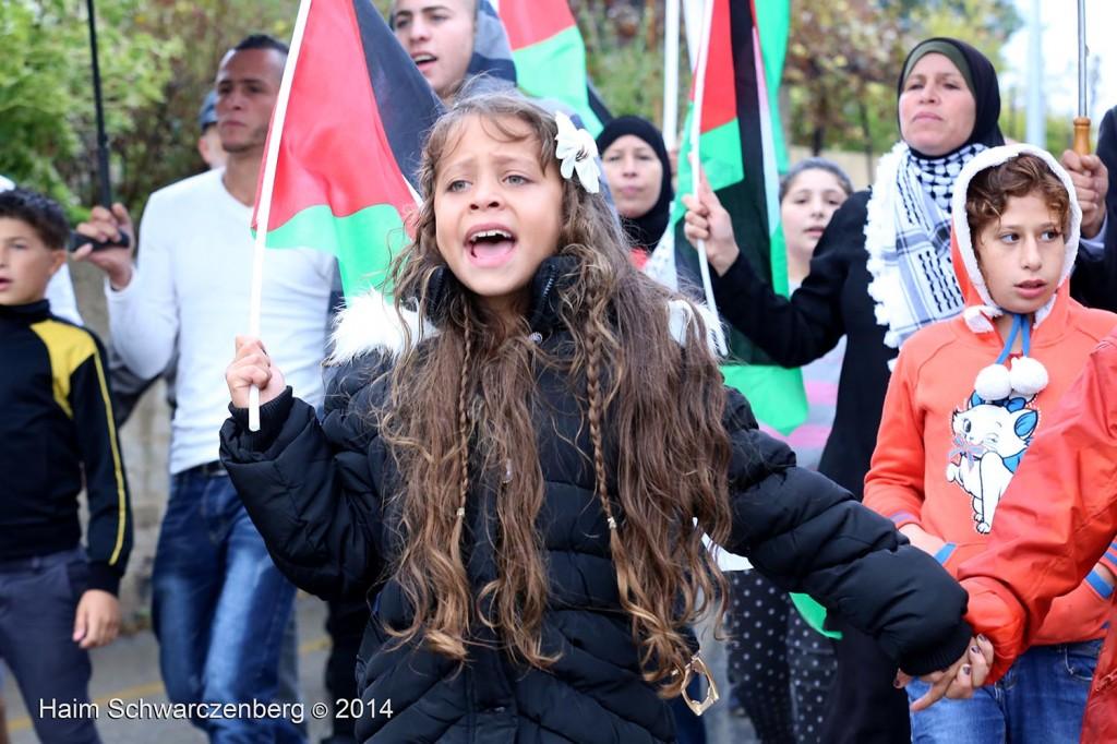 Nabi Saleh 31/10/2014 | IMG_8328