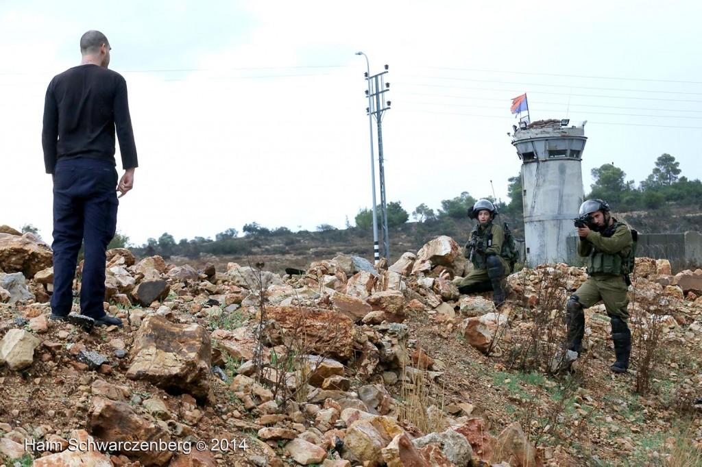 Nabi Saleh 31/10/2014 | IMG_8380