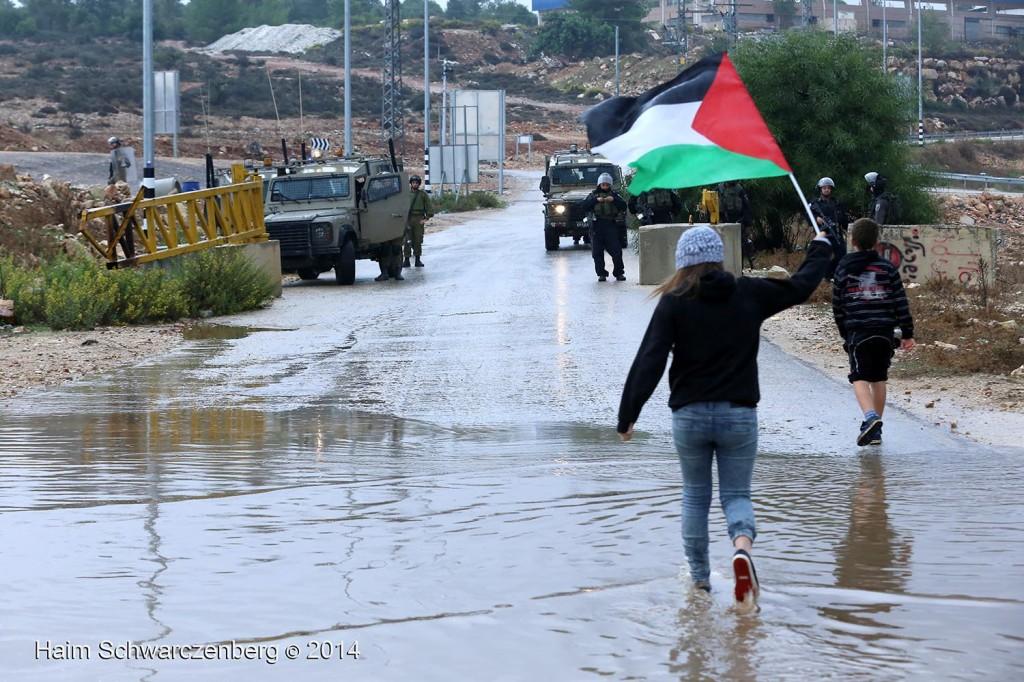 Nabi Saleh 31/10/2014 | IMG_8416