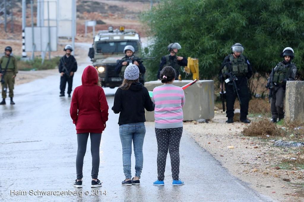 Nabi Saleh 31/10/2014 | IMG_8444