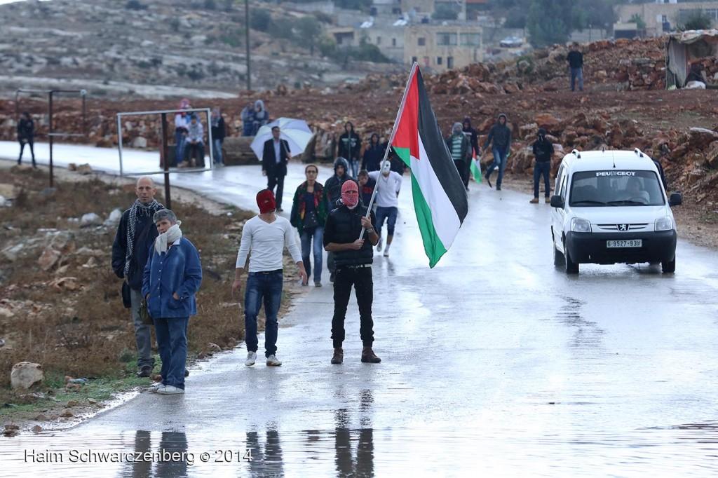 Nabi Saleh 31/10/2014 | IMG_8493