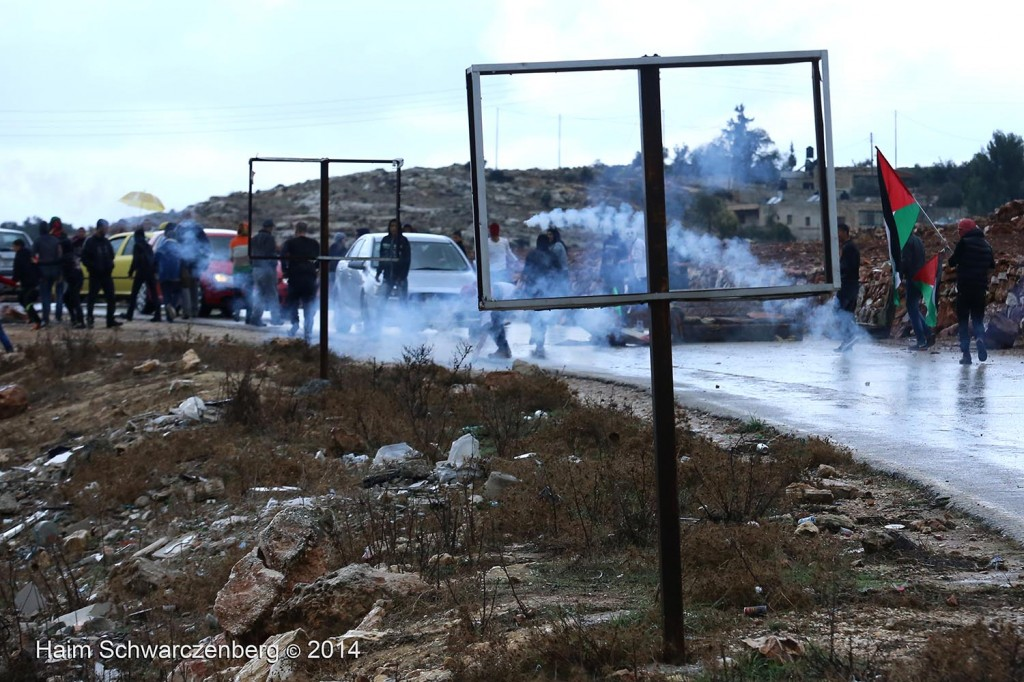 Nabi Saleh 31/10/2014