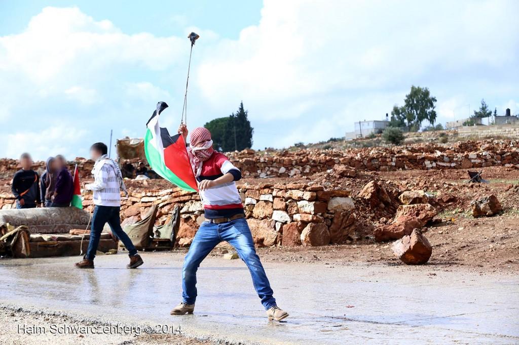 Nabi Saleh 31/10/2014 | IMG_8620