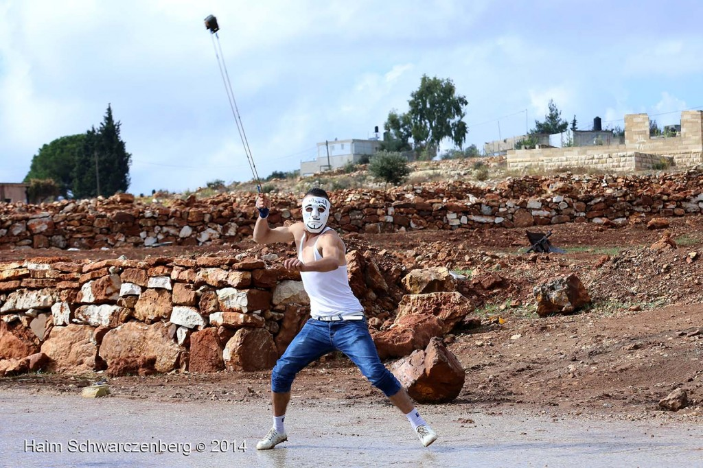 Nabi Saleh 31/10/2014 | IMG_8634