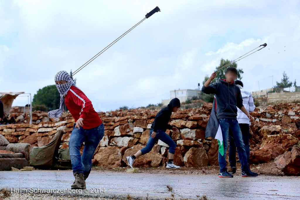 Nabi Saleh 31/10/2014 | IMG_8654
