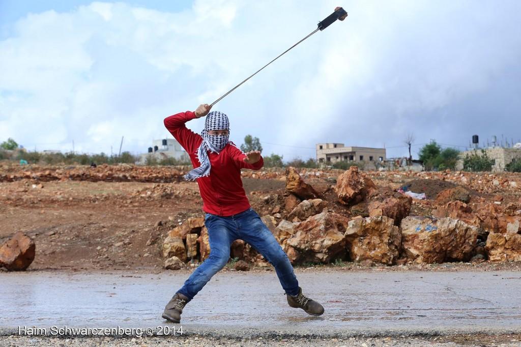 Nabi Saleh 31/10/2014 | IMG_8660