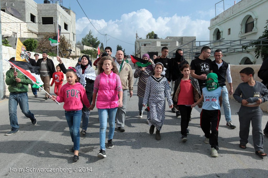 Nabi Saleh 21/11/2014 | IMG_8683