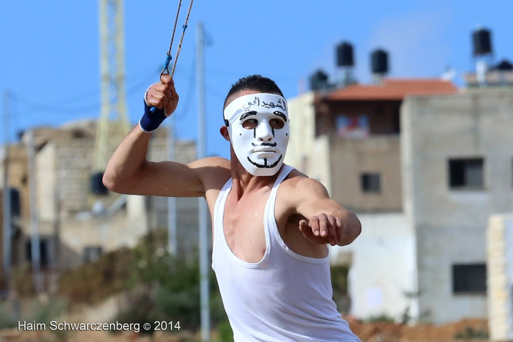 Nabi Saleh 31/10/2014 | IMG_8698
