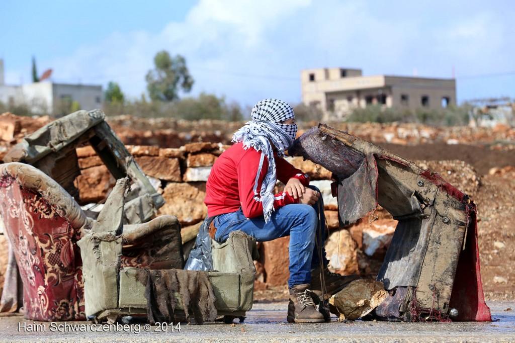 Nabi Saleh 31/10/2014 | IMG_8751