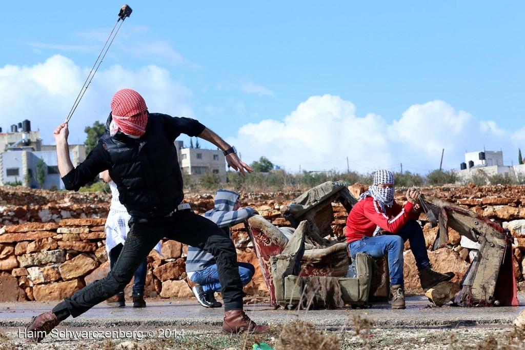 Nabi Saleh 31/10/2014 | IMG_8765