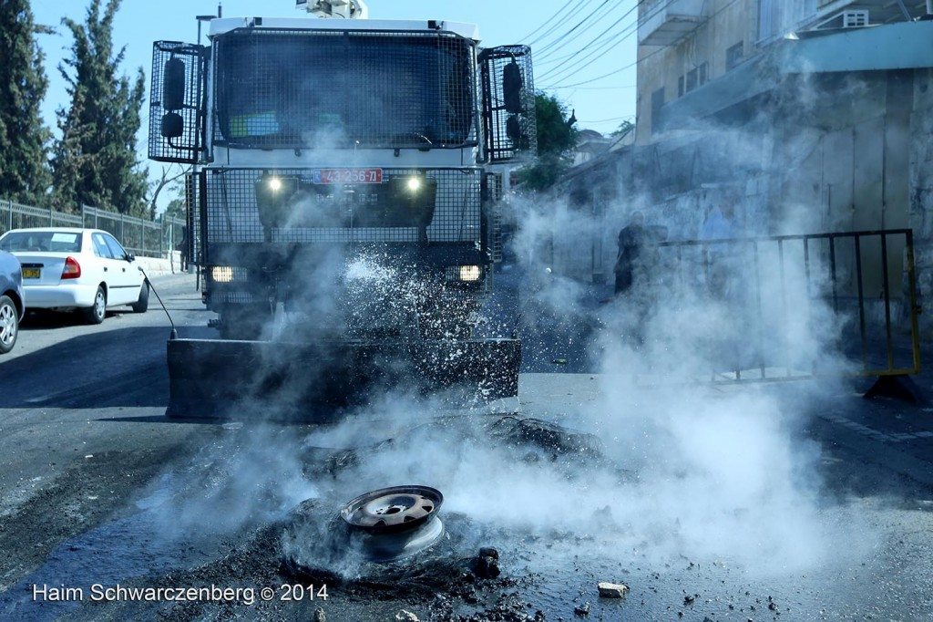 Clashes in Wadi al-Joz, Jerusalem | IMG_8768