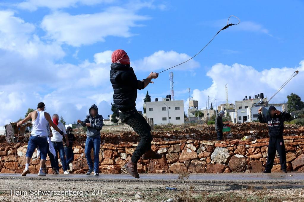 Nabi Saleh 31/10/2014 | IMG_8774