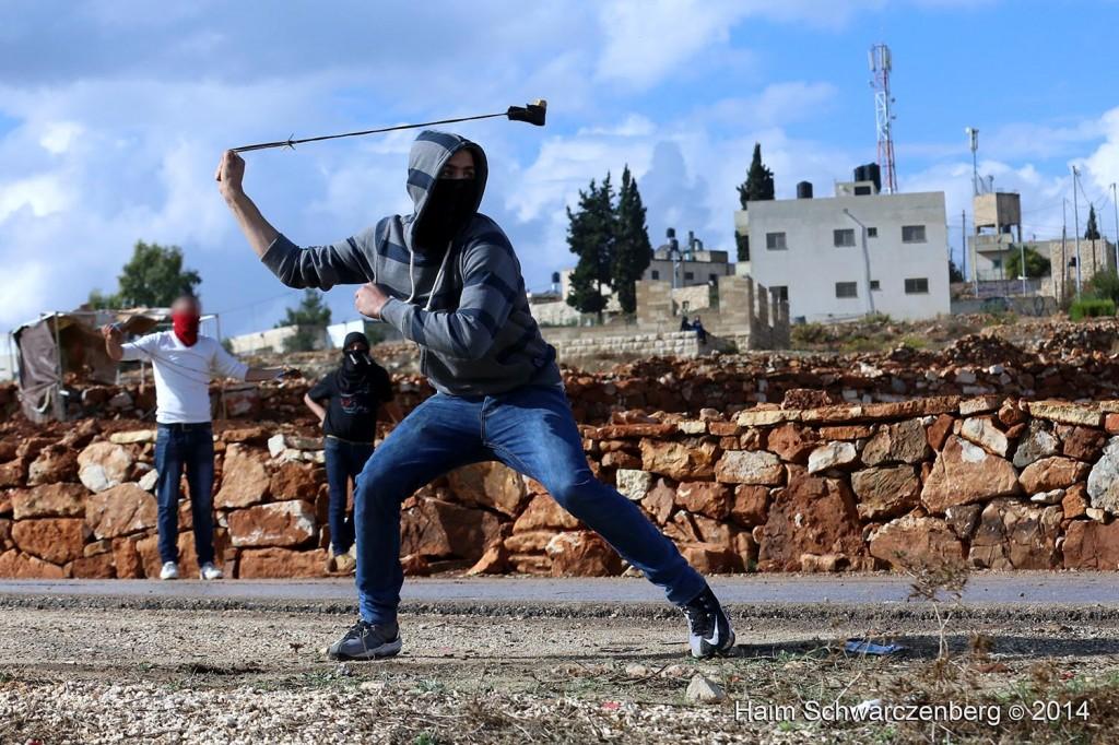 Nabi Saleh 31/10/2014 | IMG_8783