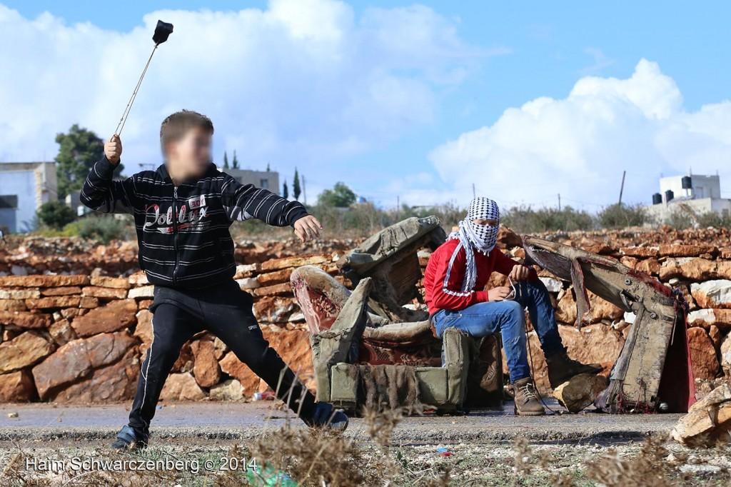Nabi Saleh 31/10/2014 | IMG_8795