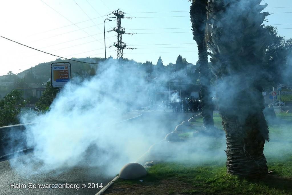 Clashes in 'Ar'ara | IMG_8954