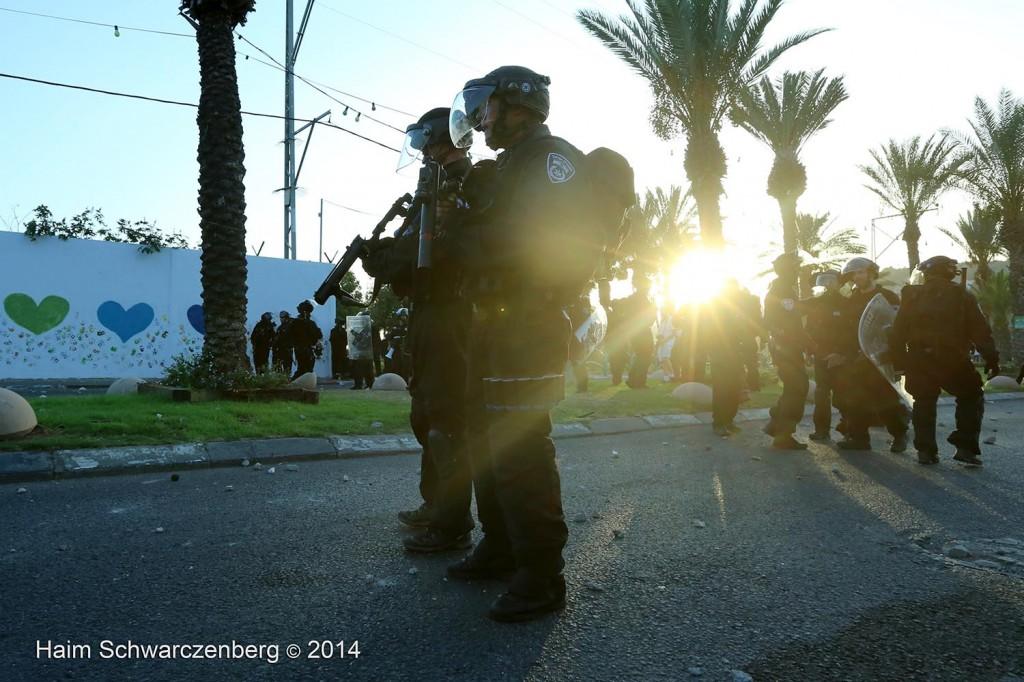 Clashes in 'Ar'ara | IMG_9069