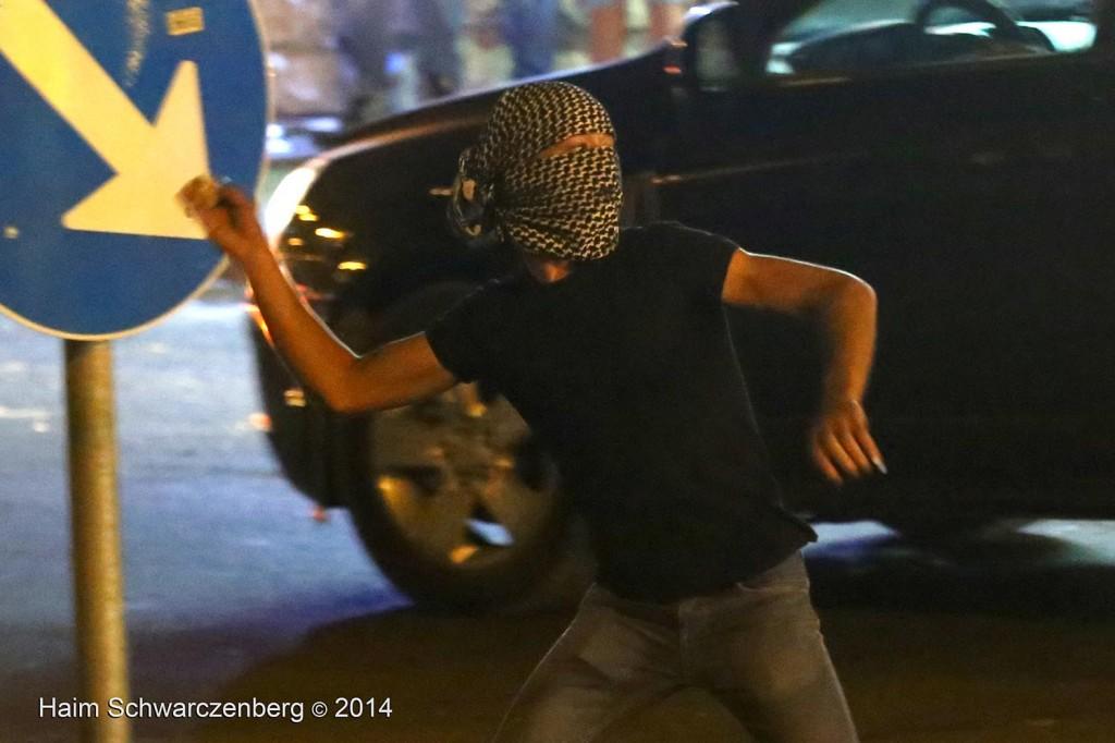 Clashes in Umm al-Fahm | IMG_9228