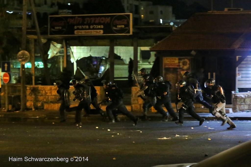Clashes in Umm al-Fahm | IMG_9252