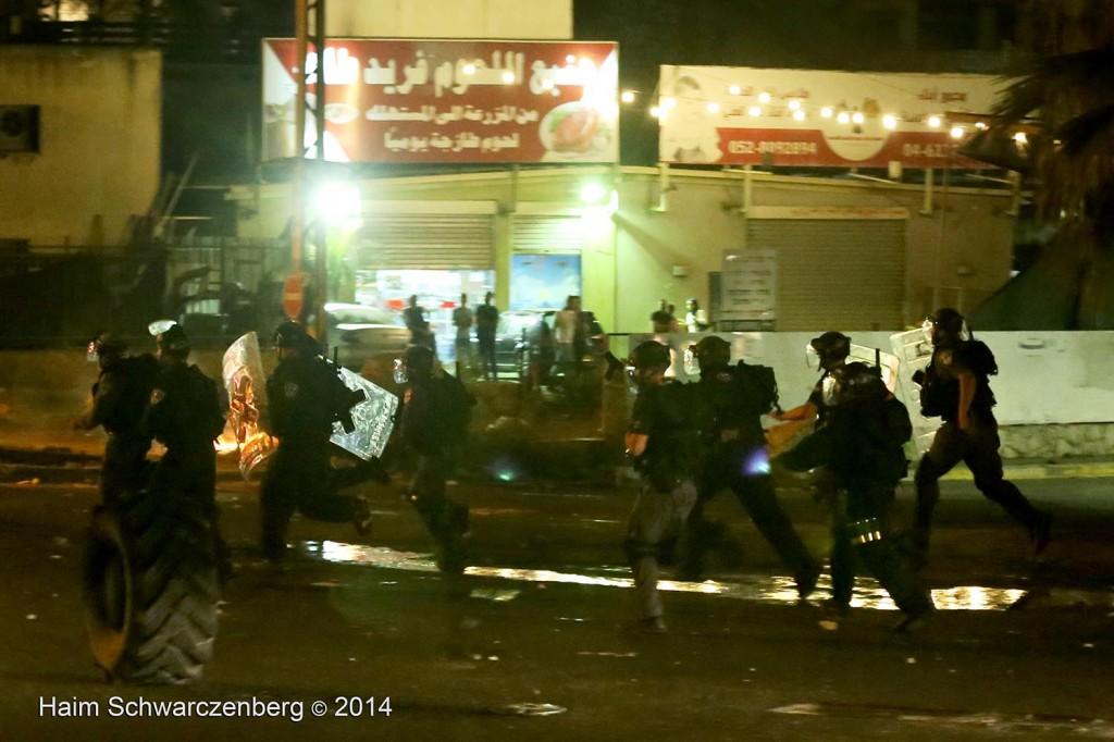 Clashes in Umm al-Fahm | IMG_9260
