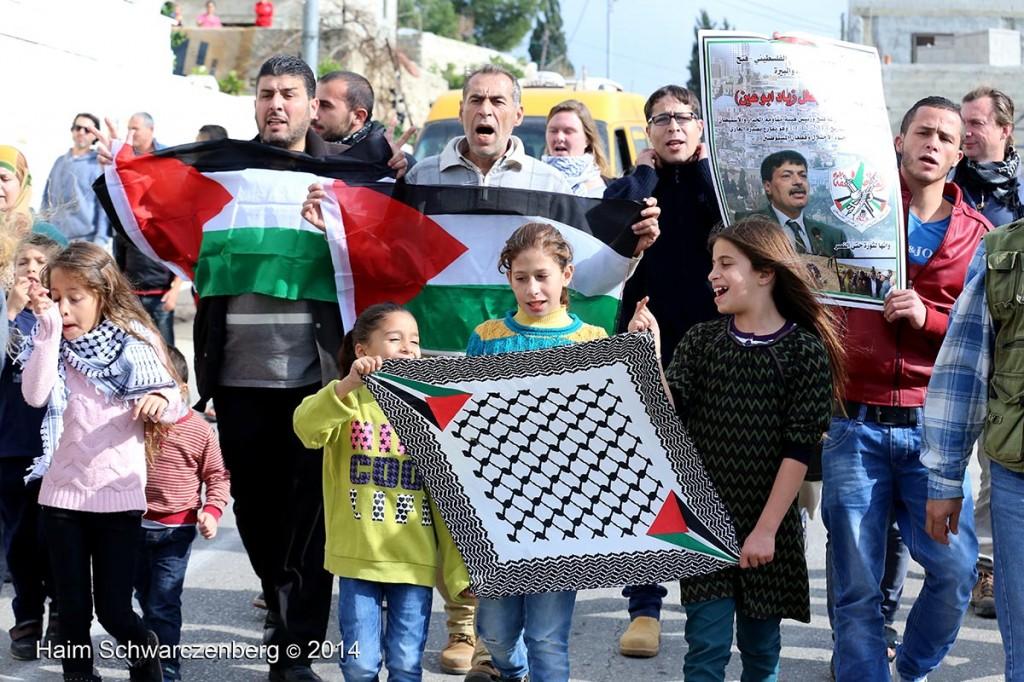 Nabi Saleh 12/12/2014 | IMG_2866