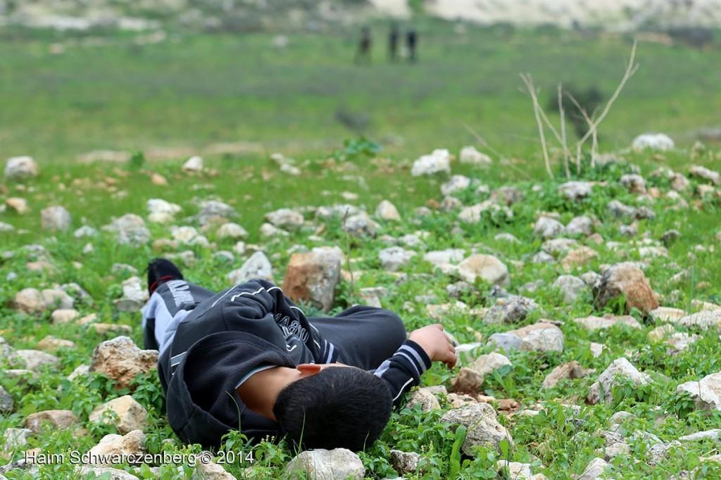 Nabi Saleh 19/12/2014 | IMG_3522
