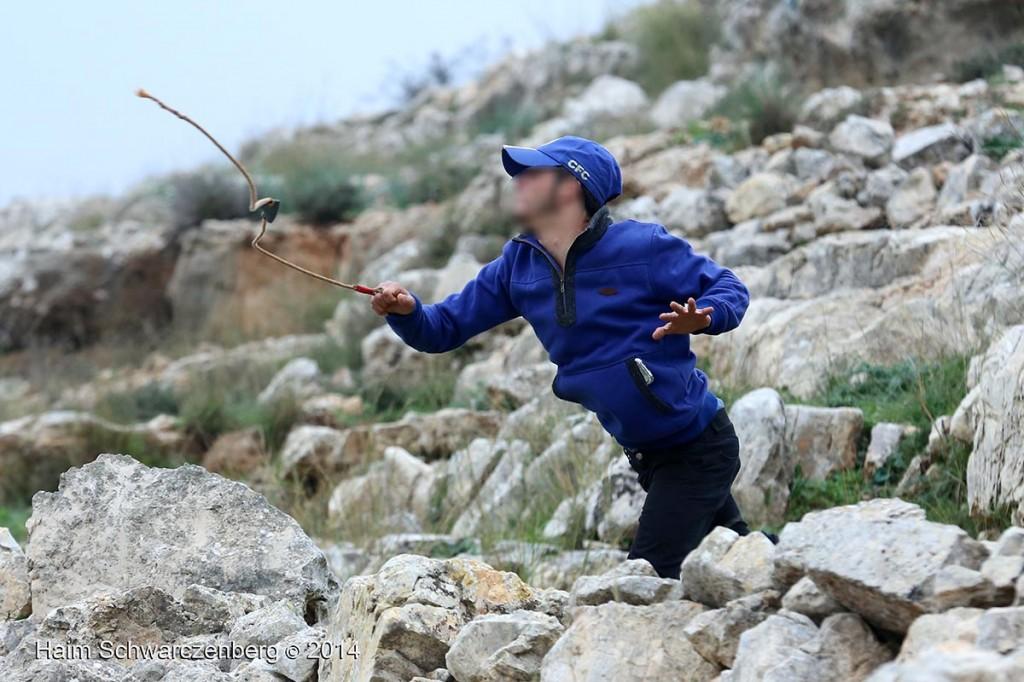 Nabi Saleh 19/12/2014 | IMG_3546