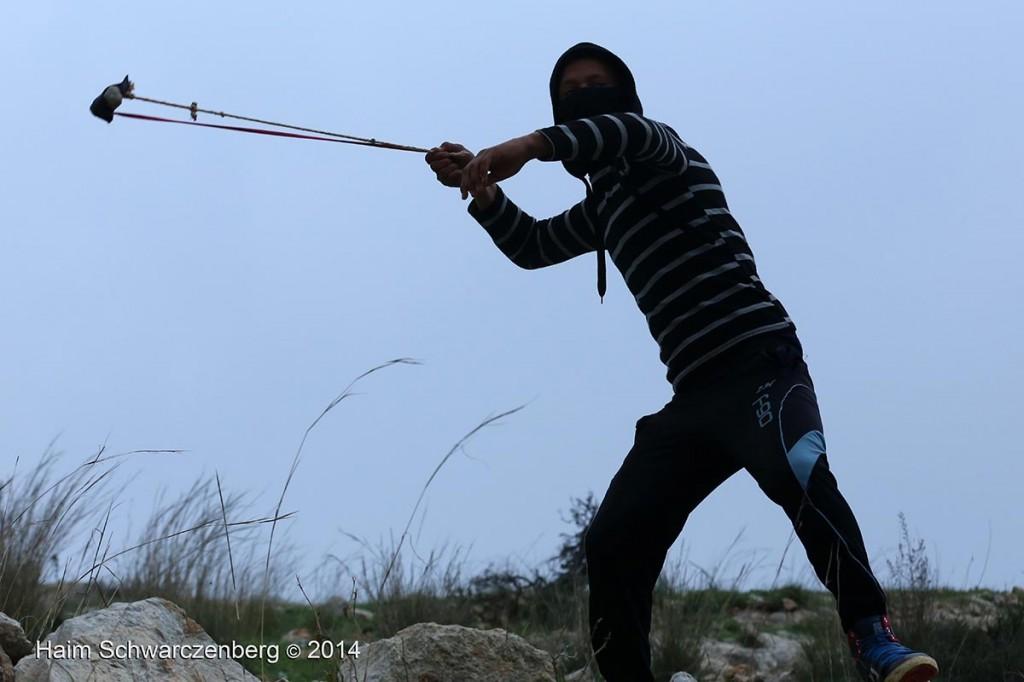 Nabi Saleh 19/12/2014 | IMG_3674