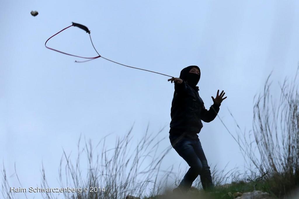 Nabi Saleh 19/12/2014 | IMG_3691