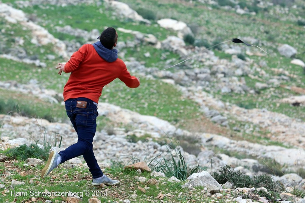 Nabi Saleh 19/12/2014 | IMG_3733