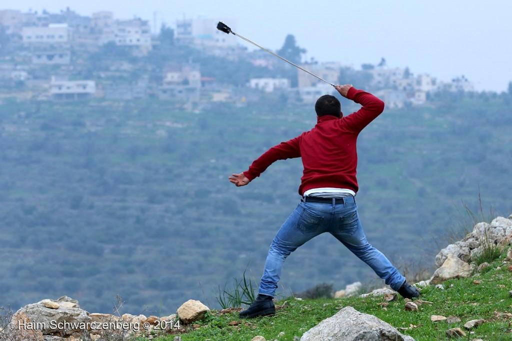 Nabi Saleh 19/12/2014 | IMG_3817
