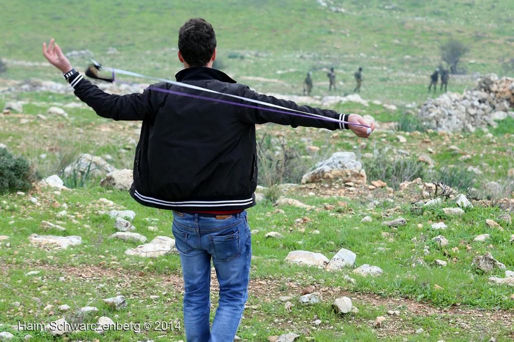 Nabi Saleh 19/12/2014 | IMG_3979