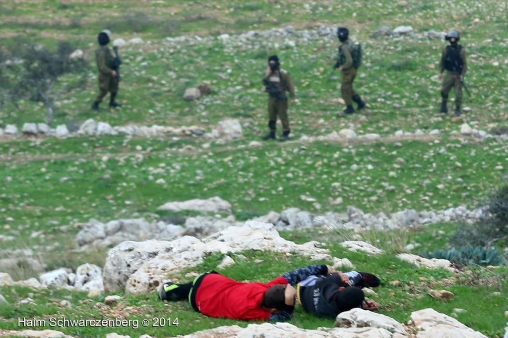 Nabi Saleh 19/12/2014 | IMG_4058